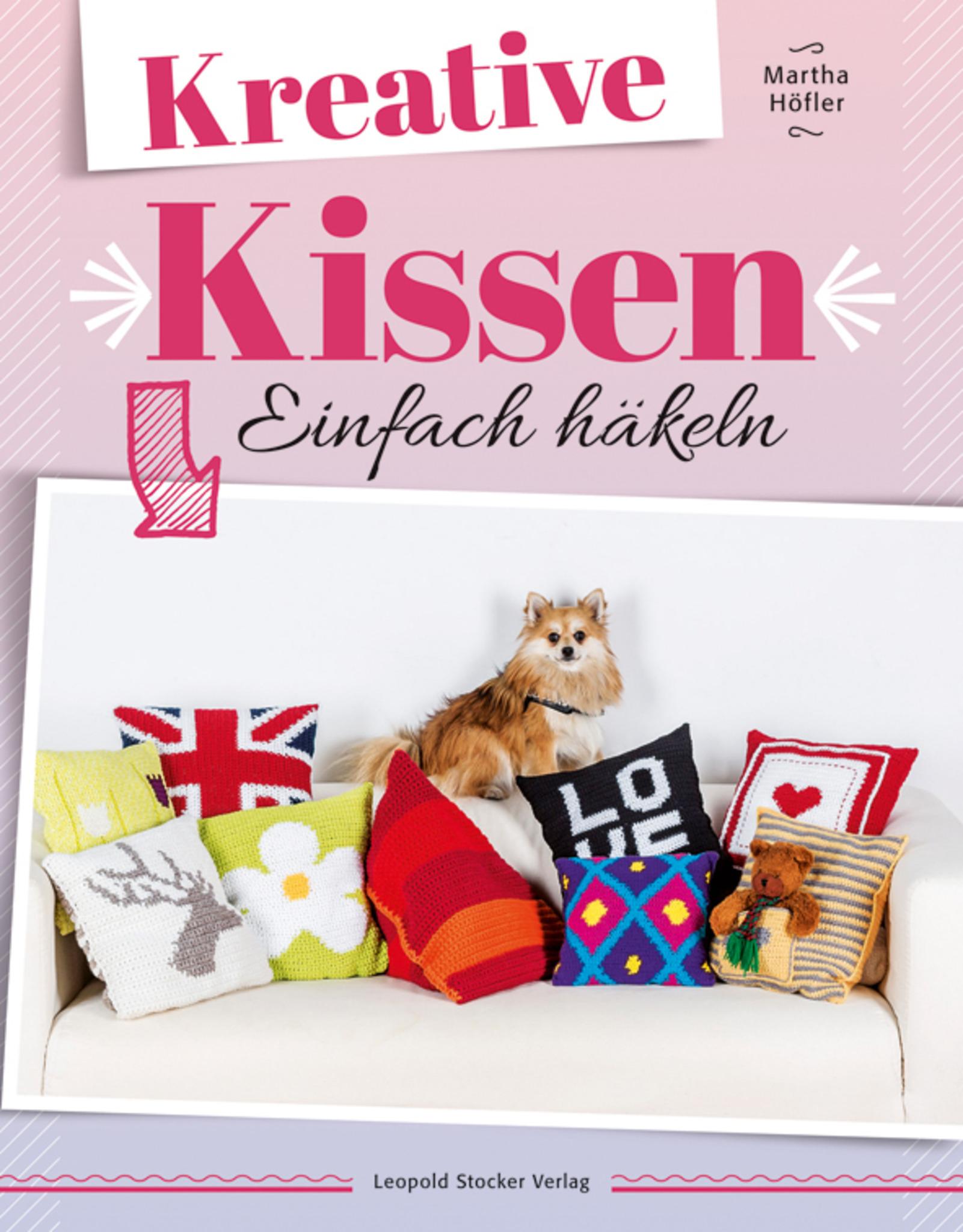 Buch Tipp Martha Höfler Kreative Kissen Einfach Häkeln Telfs