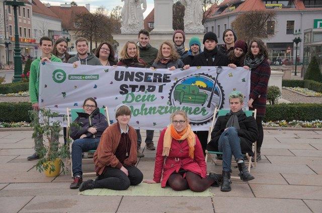 Frhstckstreffen fr frauen aus judenau-baumgarten: Stadt