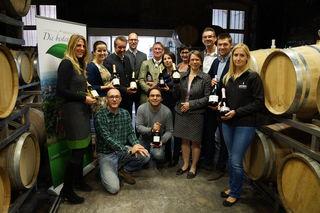"""Gemeinsam wollen diesmal einige Sektproduzenten in Leibnitz am 7. Dezember den """"Tag des steirischen Sektes"""" feiern."""