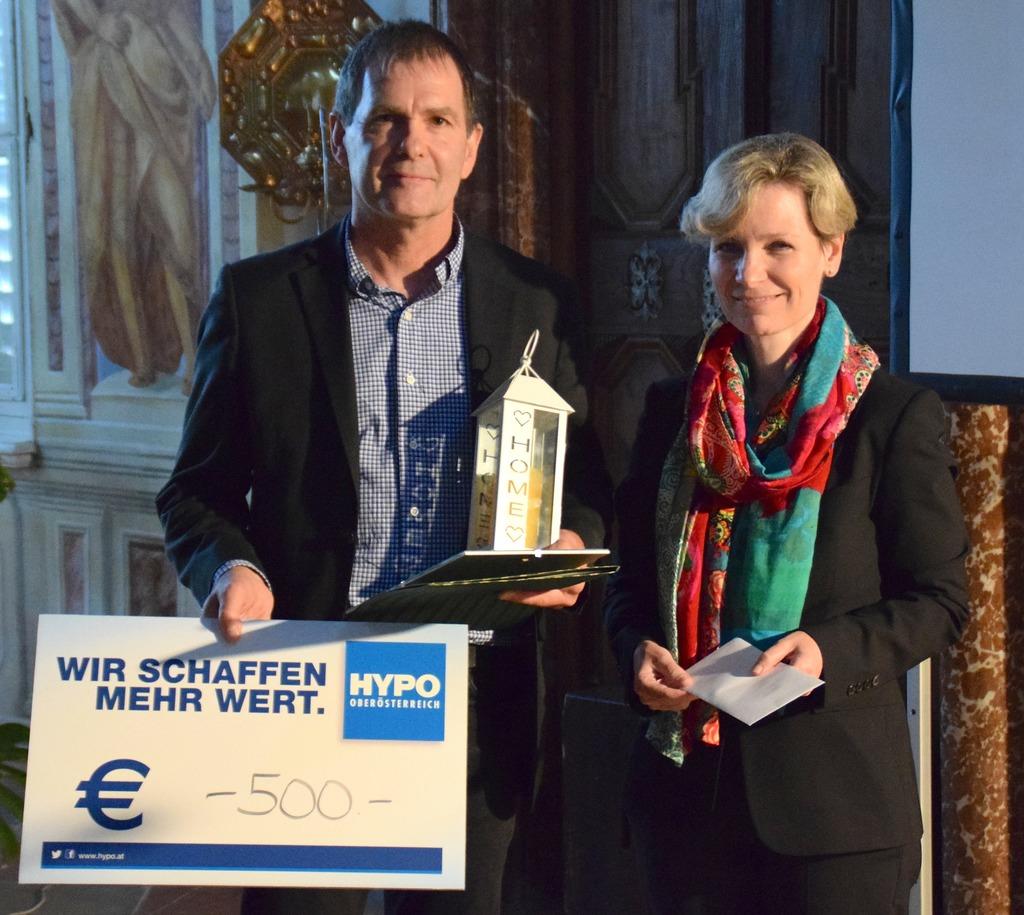 Sozialpreis Für Das Org Vöcklabruck Vöcklabruck