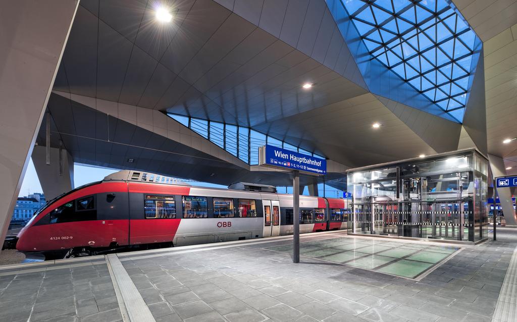 Zugverkehr Fast Alles Neu Im Dezember Wien