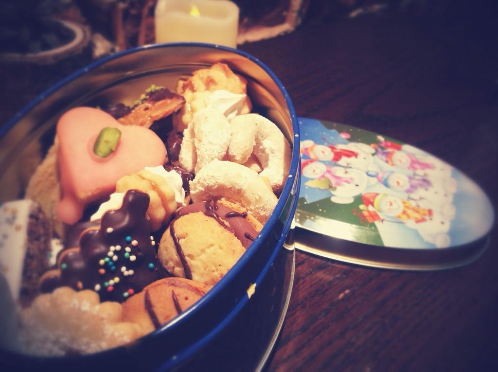 Weihnachtskekse Diabetiker.Handgefertigte Weihnachtskekse Bestellen Meidling