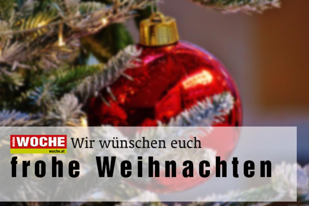 Frohe Weihnachten Euch Allen Steiermark