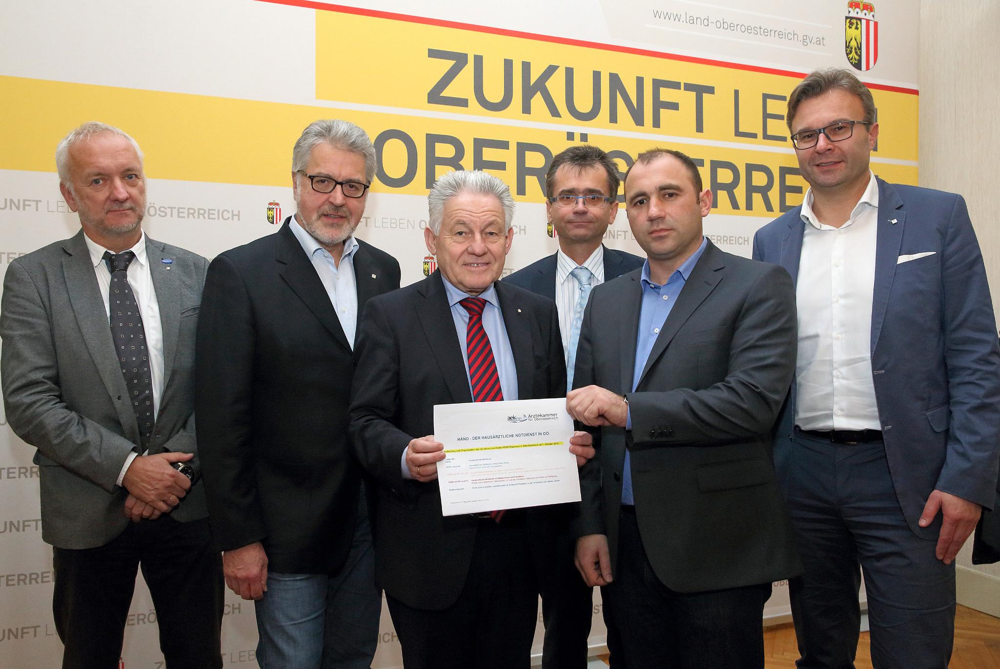 Hausärztlicher Not nst wird jetzt neu aufgestellt Linz