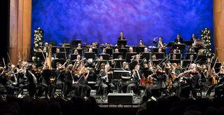 Das wunderbare Grazer Philharmonische Orchester, beim Neujahrskonzert 2016 der Oper Graz!   Ein großes Danke an den Fotografen Werner Kmetitsch, der dieses schöne Foto zur Verfügung gestellt hat.