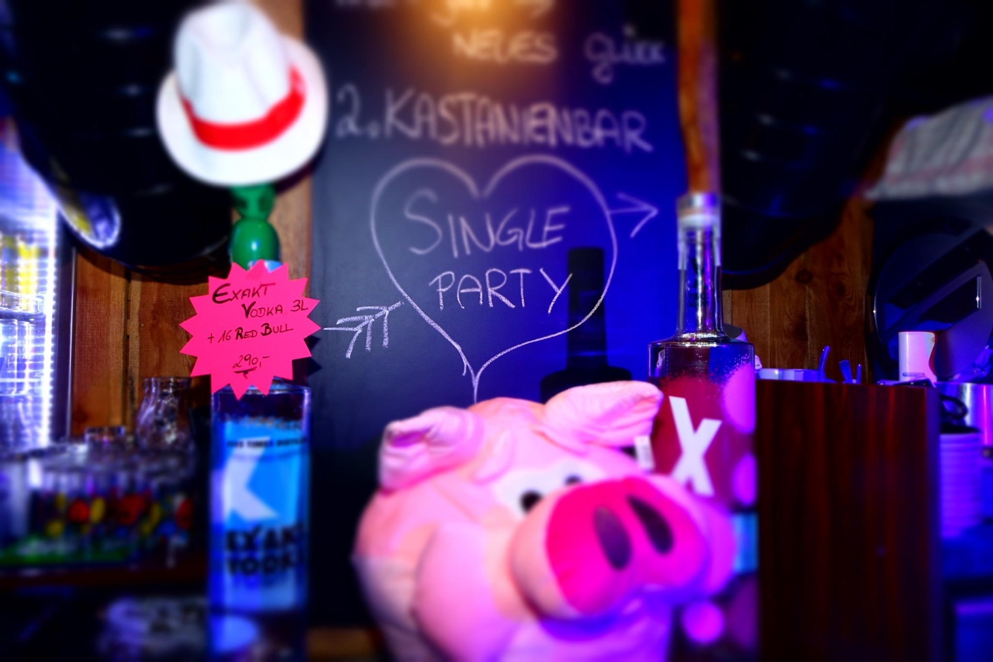 Moderne Single Party veranstalten | eventpeppers