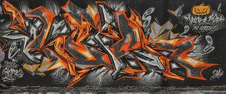 Tiroler Graffiti-Szene und graue Wände erstrahlen so in neuem Licht