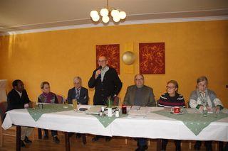 Jahreshauptversammlung Senioren Birkfeld