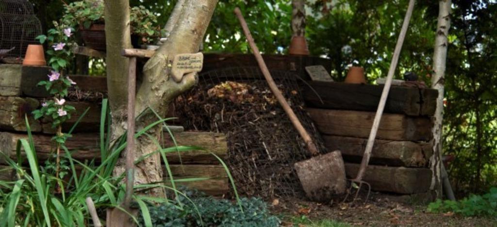 Kompost Im Garten Gesundheit Und Nährstoffe Für Unsere Pflanzen