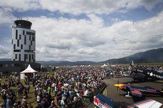 Die Airpower soll laut Projektleitung wie geplant im September stattfinden. Foto: Red Bull Content Pool