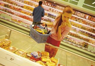 Konsumenten können selbst entscheiden, welche Produkte sie kaufen.