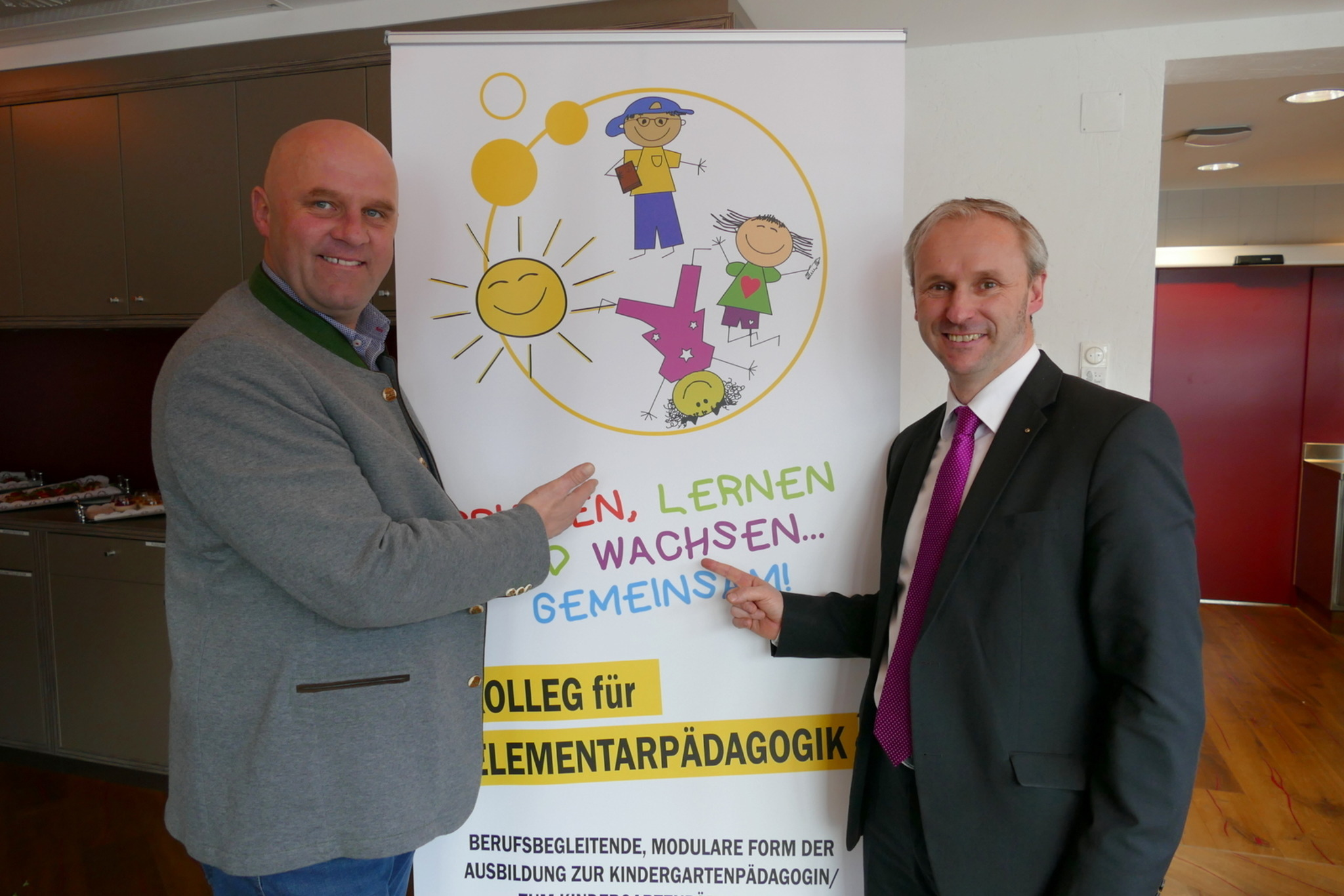 Kindergartenpädagogen Neues Ausbildungsangebot Im Oberpinzgau Pinzgau