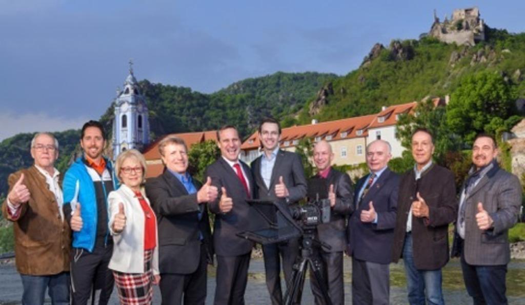Niederosterreichs Freizeitbetriebe Gehen In Die Tv Offensive