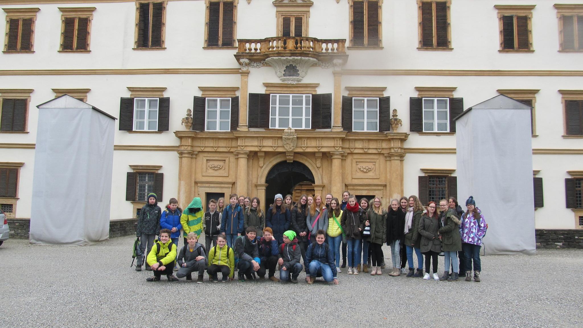 Schloss Eggenberg - Freizeit Schmankerl