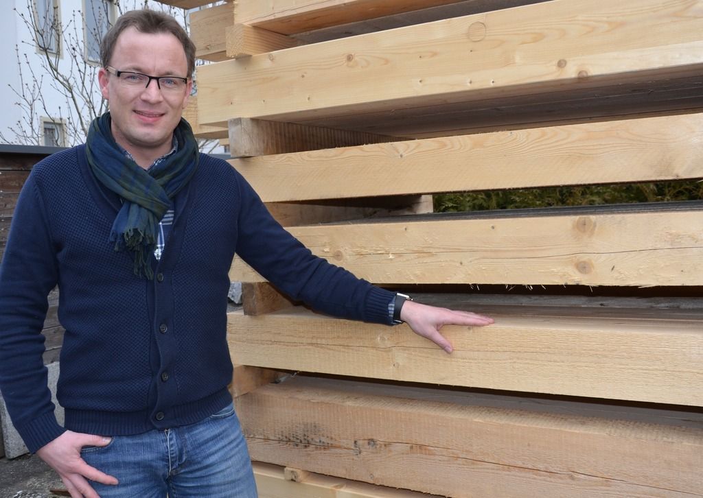 Holz als idealer Baustoff Perg