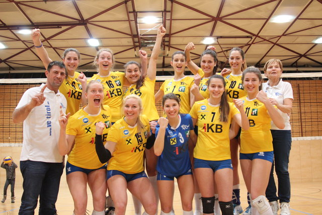 Volleyball Damen 1 Bundesliga