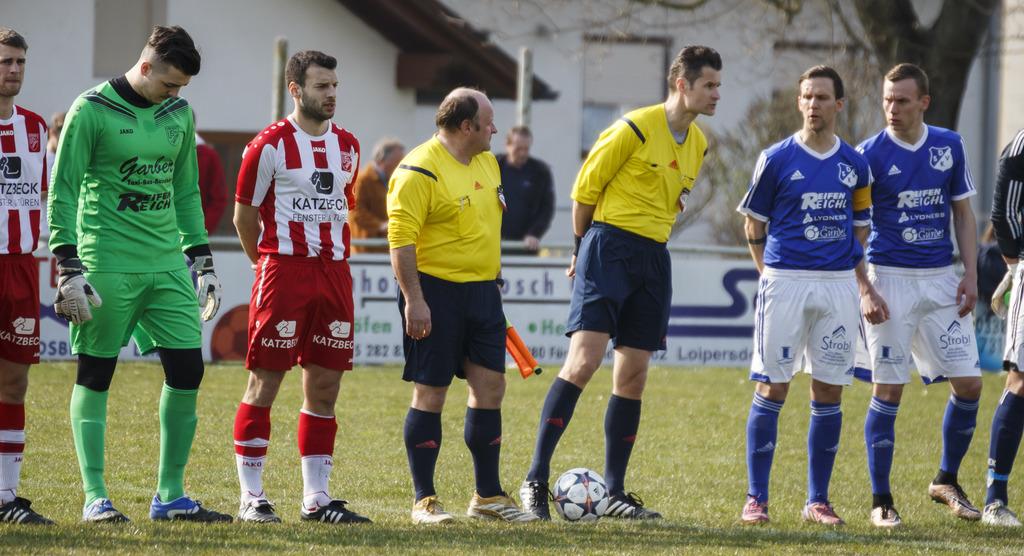 Fußball in Jennersdorf Thema auf meinbezirk.at