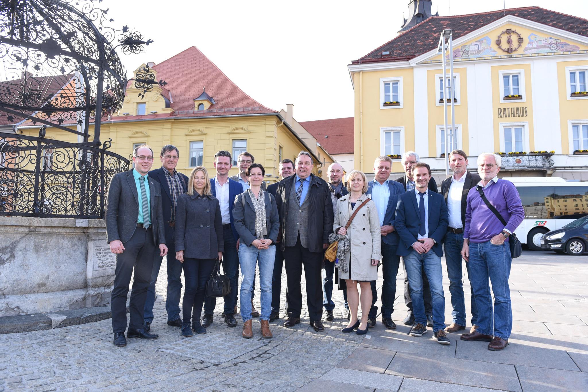 4. Vespatreffen in Bruck/Mur - Echtzeit-TV