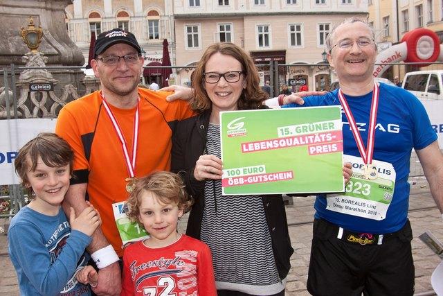 Linz Marathon Thema Auf Meinbezirk At