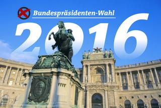 Bundespräsidenten-Wahl 2016: Sechs Kandidaten möchten nach Heinz Fischer in die Wiener Hofburg einziehen.