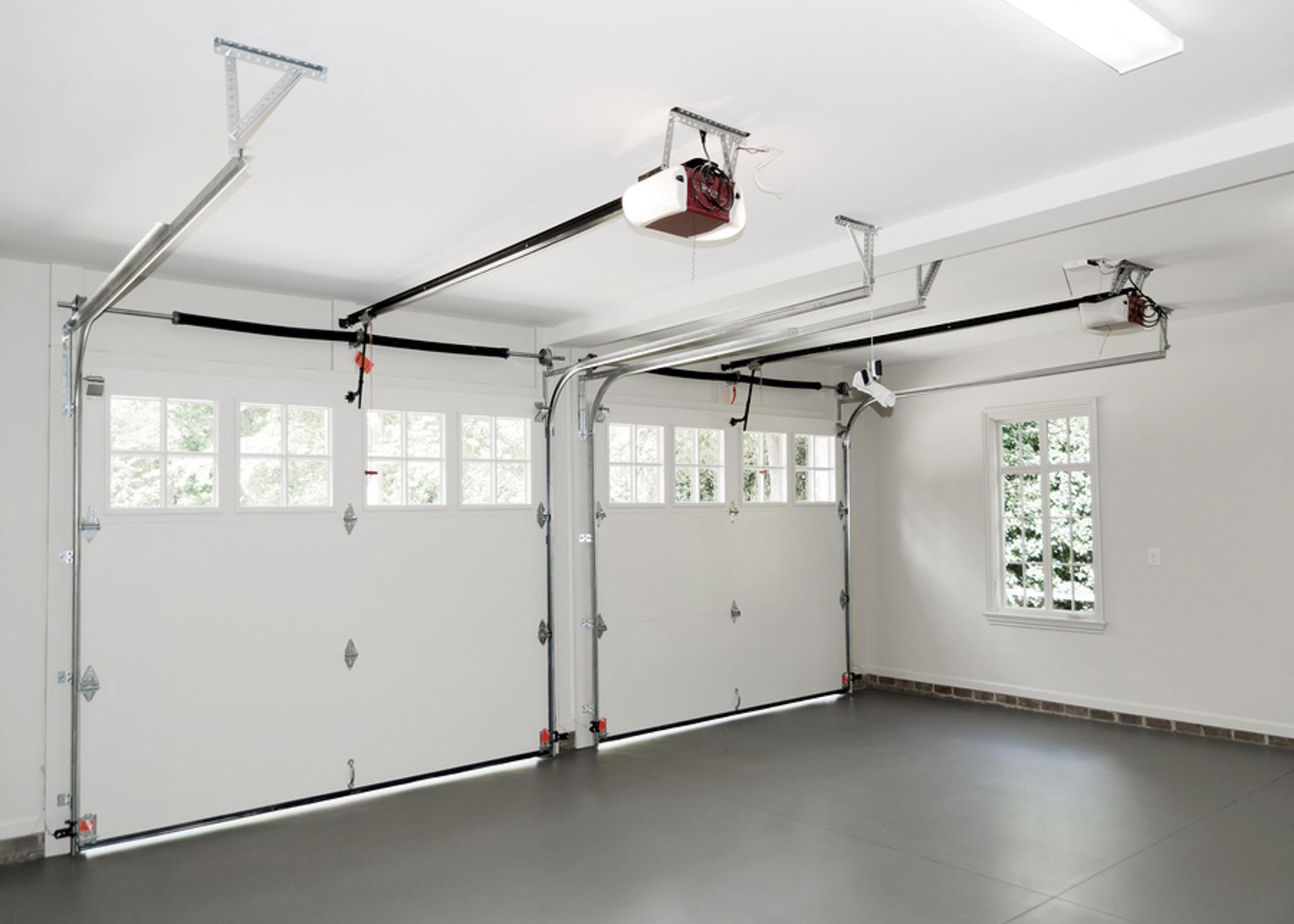 wie sicher sind garagentore? - innere stadt