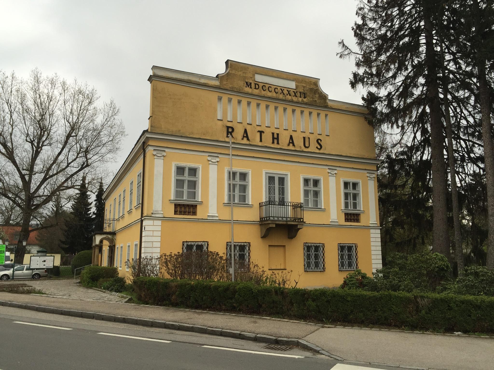 Rathaus Neu Unter Beschuss Tulln