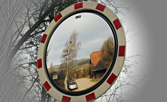 Verkehrsspiegel Thema auf meinbezirk.at