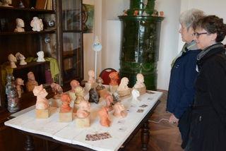 Drei Tage dauerte das Aprilfestival auf Schloss Freiberg, das von Künstler Winfried Lehmann organisiert wurde.
