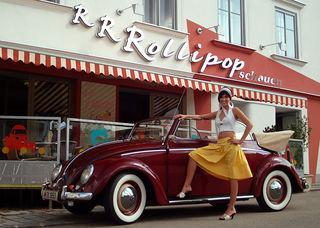 In Eggenburg findet das größte Käfer-Treffen Österreichs mit Fans aus dem In- und Ausland statt.