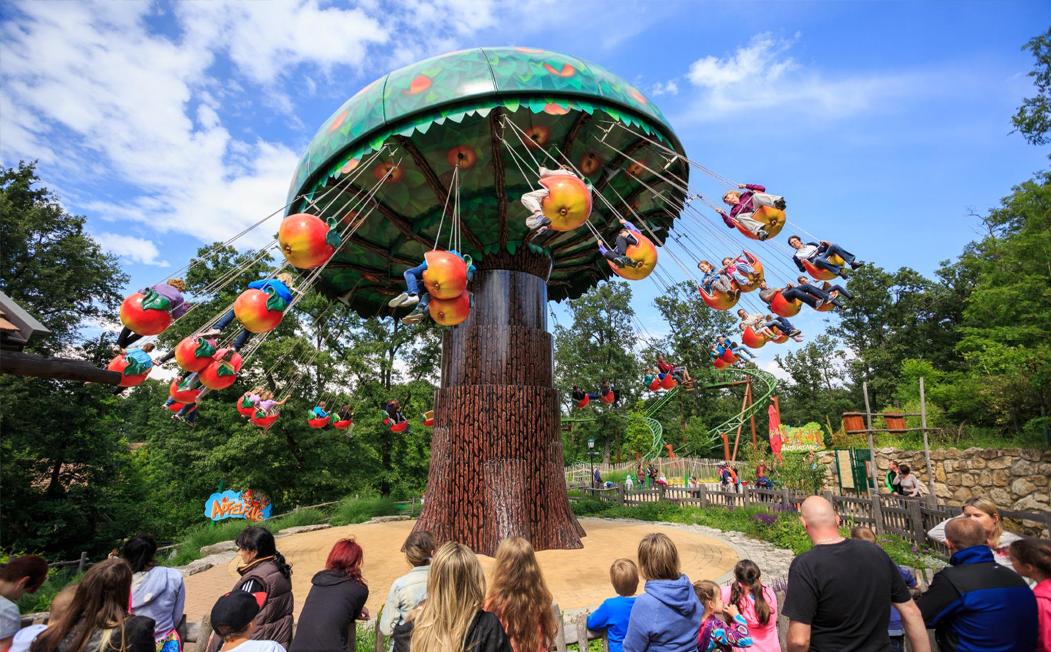 Gewinnspiel Freizeitpark
