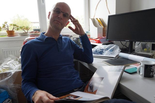 Seit Jahren wird Bernhard Gwiggner nicht müde, sich um Aufklärung der braunen Vergangenheit Thoraks zu bemühen.