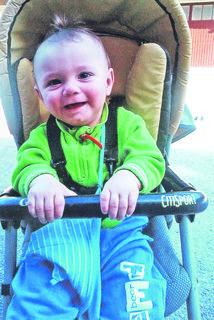 Janik ist am 5. Mai 2016 verstorben. Am 17. Mai wäre er ein Jahr alt geworden.