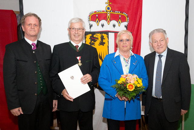 Gemeindeamt der Gemeinde Scharten - Herold