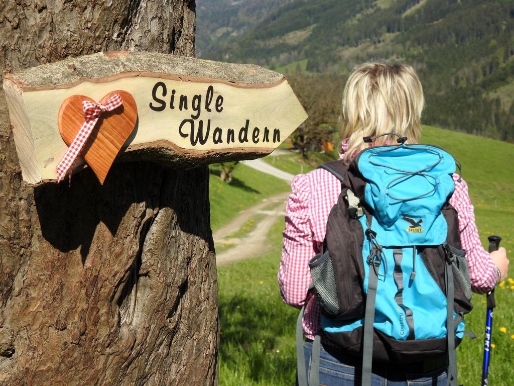 single wandern oberösterreich