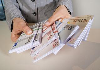 Deutschlands Finanzminister Wolfgang Schäuble wünscht sich bei Bargeldzahlungen ein EU-weites Limit von 5.000 Euro.