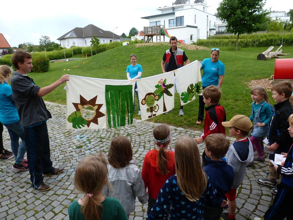 Kindergarten Willkommen Im Dschungel Klosterneuburg