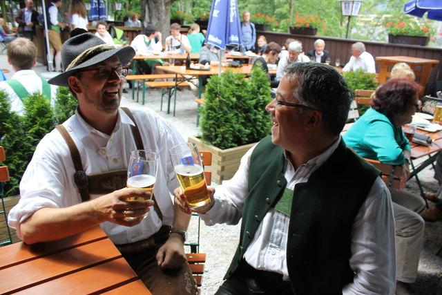 Bierstindl in Innsbruck - Thema auf meinbezirk.at