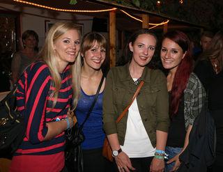 Martina, Carina, Nicole und Elke aus Schwanenstadt