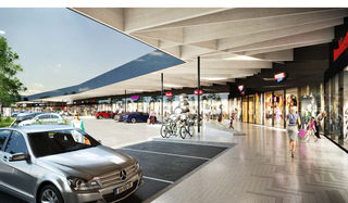 Das HATRIC-Fachmarktzentrum neu in Hartberg geht am 29. September offiziell in Betrieb.