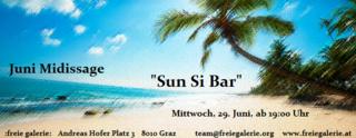 "Juni Midissage ""Sun Si Bar"""