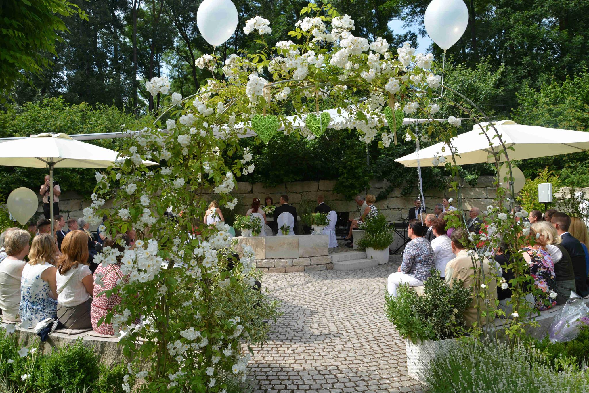 Heiraten Im Garten Tulln
