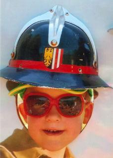 ... ich will einmal Feuerwehrmann werden.