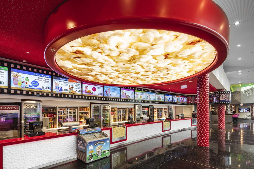 Megaplex Pasching Eröffnet Sein Imax Kino Linz Land