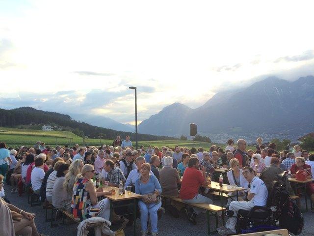 Aldrans in Tirol - Thema auf zarell.com