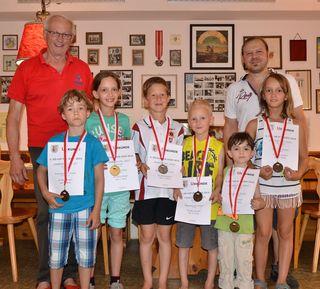 Sieger Kids und Zwergerl