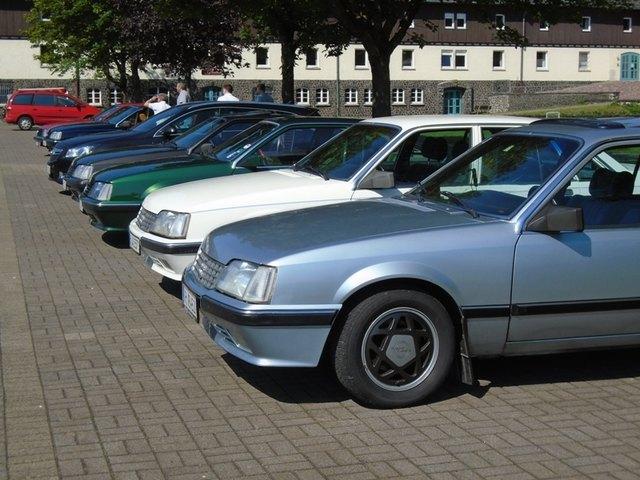 Autofans aufgepasst: Opel-Oldtimer-Treffen in Schrding