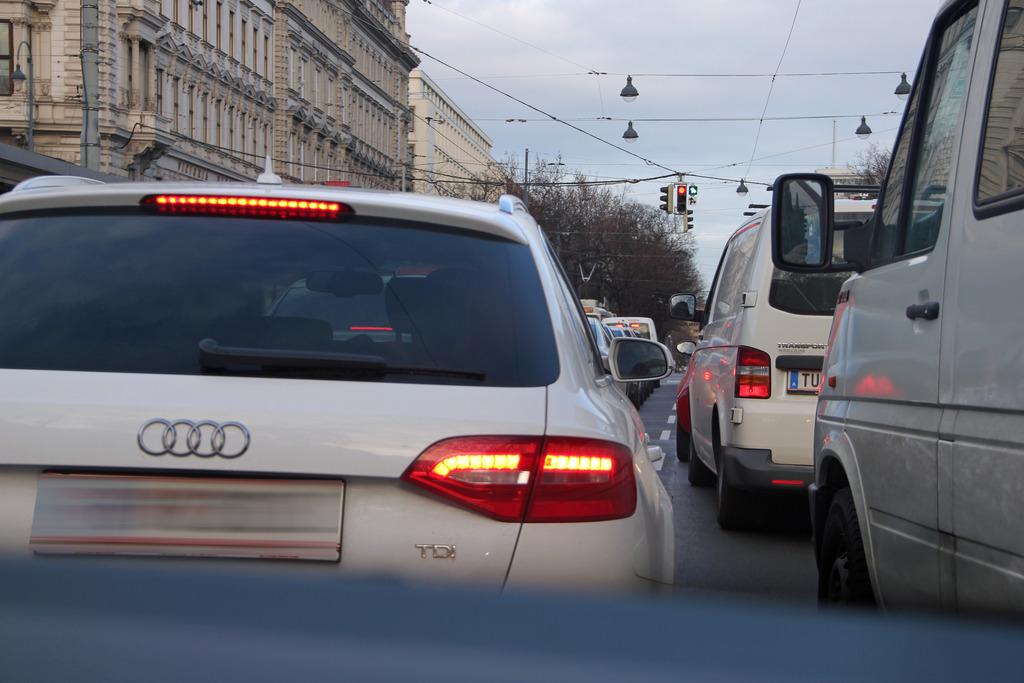 Stau In Wien Am Montag Droht Der Verkehrstechnische Kollaps