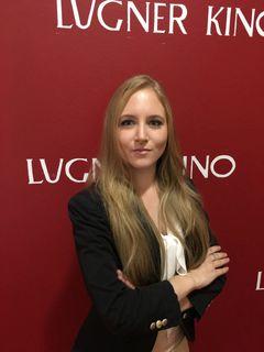 Vom Society-Girl zur Geschäftsfrau: Jacqueline Lugner (22) wird Prokuristin im Lugner Kino.