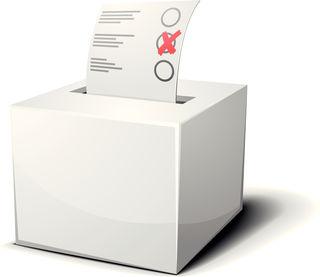 Die Wahlkarten sind bei der BP-Wahl oder zuvor im Rathaus abzugeben.