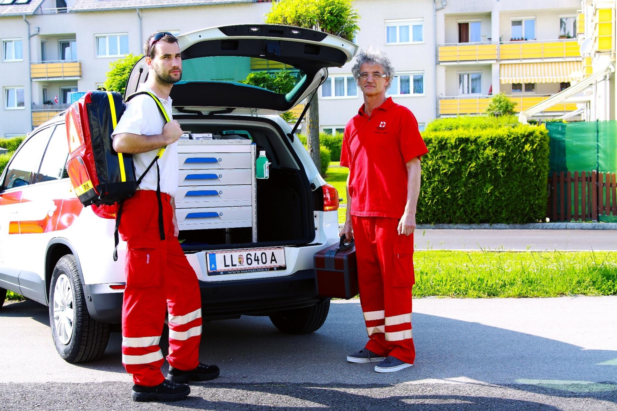 Hausärztlicher Not nst bietet Hilfe im Ernstfall Linz Land